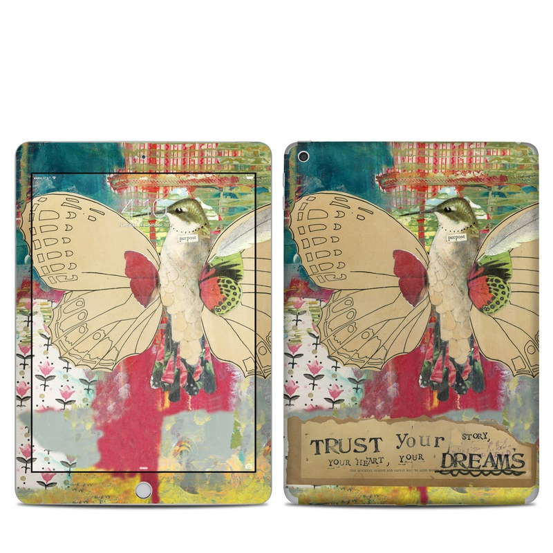 Trust Your Dreams iPad 6th Gen Skin