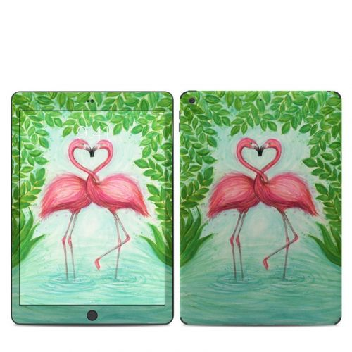 Flamingo Love iPad 7th Gen Skin