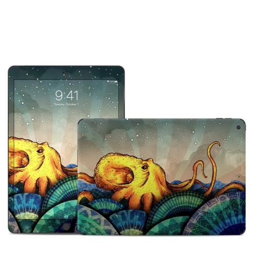 From the Deep iPad 7th Gen Skin