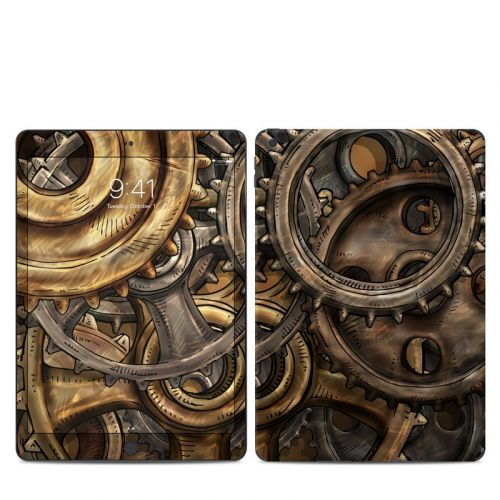 Gears iPad 7th Gen Skin
