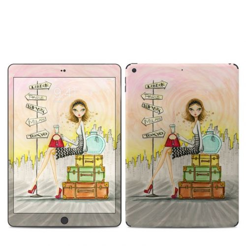 The Jet Setter iPad 7th Gen Skin