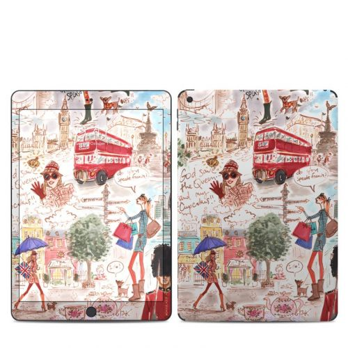 London iPad 7th Gen Skin