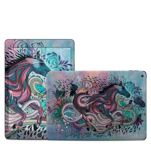 Poetry in Motion iPad 7th Gen Skin