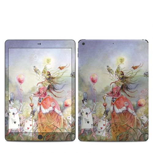 Queen of Hearts iPad 7th Gen Skin