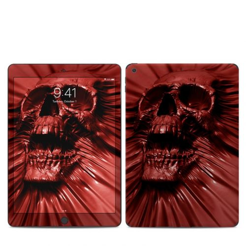 Skull Blood iPad 7th Gen Skin