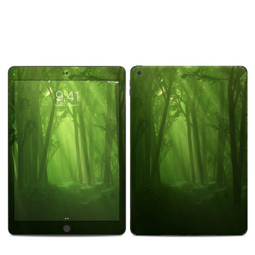 Spring Wood iPad 7th Gen Skin