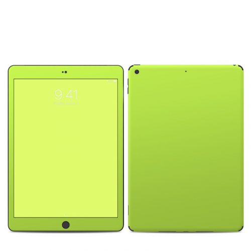 Solid State Lime iPad 7th Gen Skin