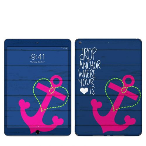Drop Anchor iPad Skin