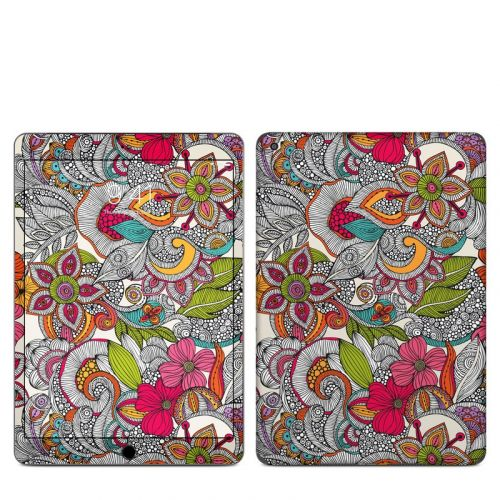 Doodles Color iPad Skin