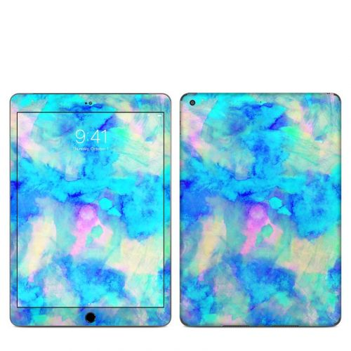 Electrify Ice Blue iPad Skin