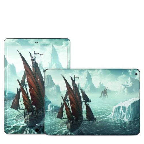 Into the Unknown iPad Skin