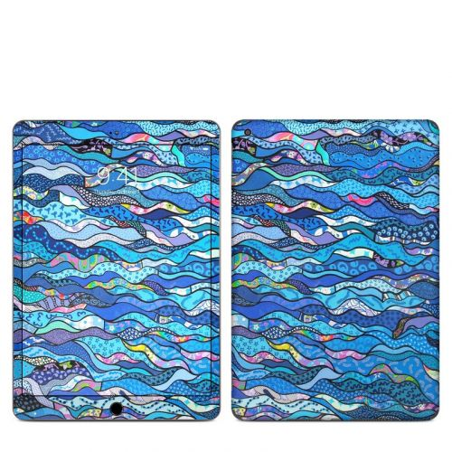 The Blues iPad Skin