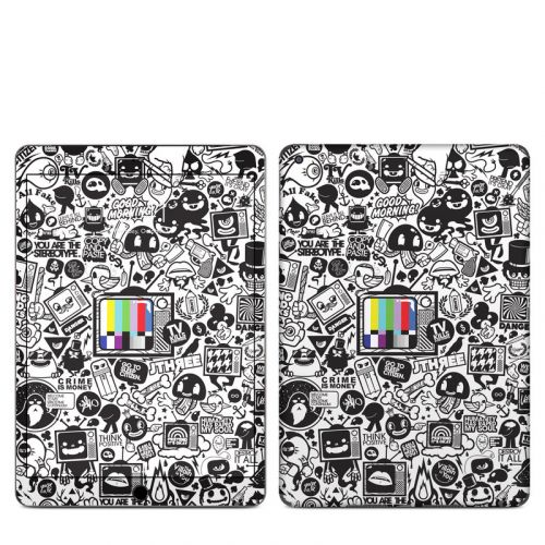 TV Kills Everything iPad Skin