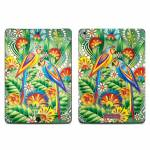Guacamayas iPad Air Skin