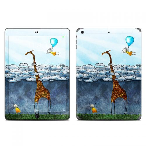 Above The Clouds iPad Air Skin