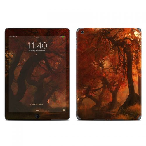 Canopy Creek Autumn iPad Air Skin