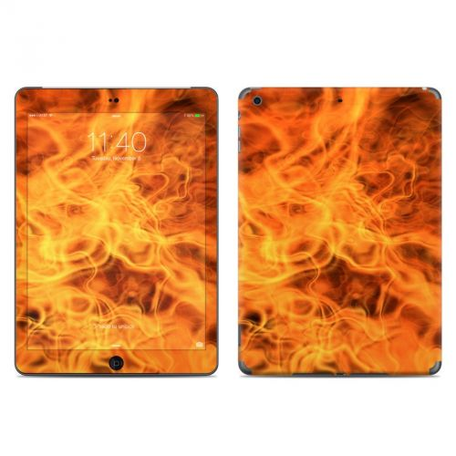 Combustion iPad Air Skin
