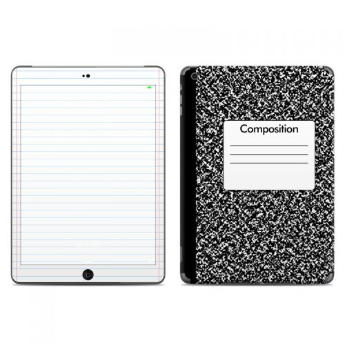 Composition Notebook iPad Air 1 Skin