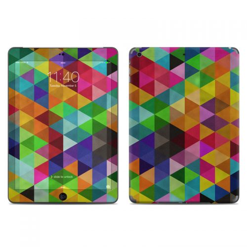 Connection iPad Air Skin