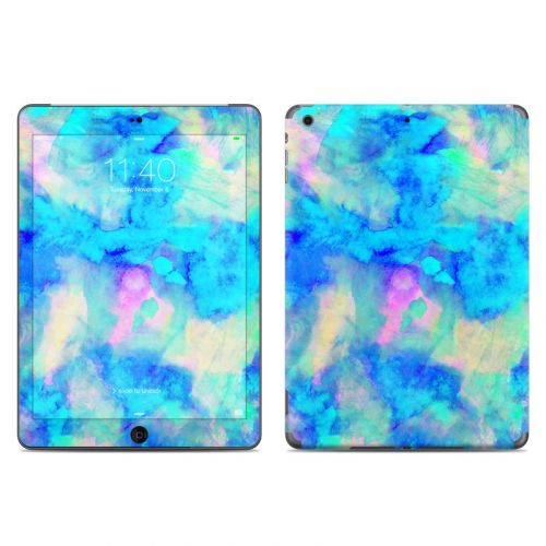 Electrify Ice Blue iPad Air Skin