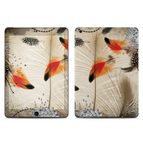 Feather Dance iPad Air Skin