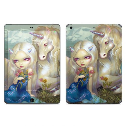 Fiona Unicorn iPad Air Skin