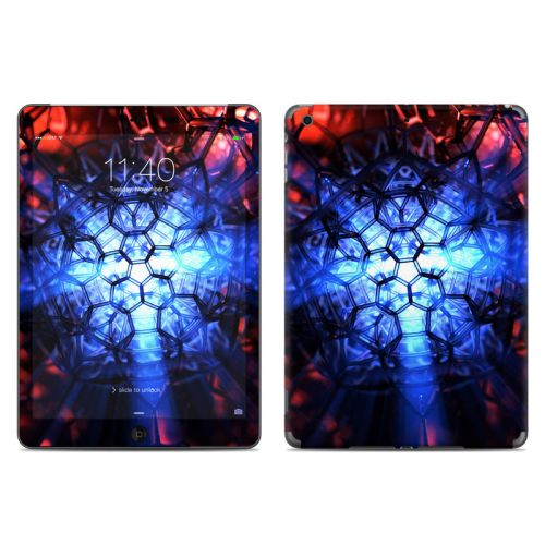 Geomancy iPad Air Skin