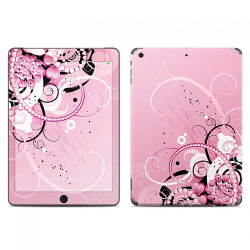 Her Abstraction iPad Air Skin