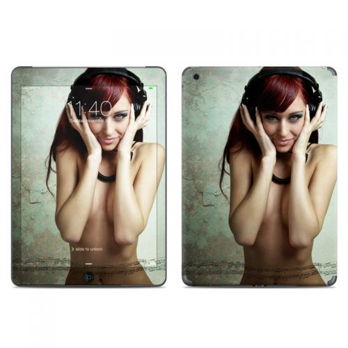 Headphones iPad Air 1 Skin