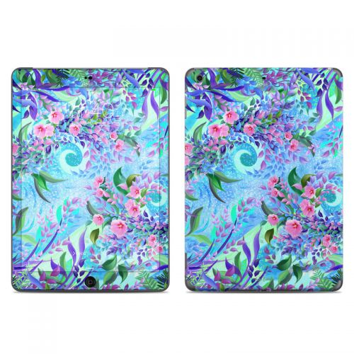 Lavender Flowers iPad Air 1 Skin