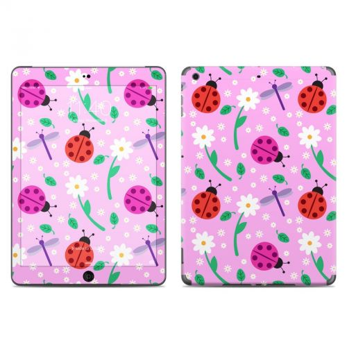 Ladybug Land iPad Air Skin