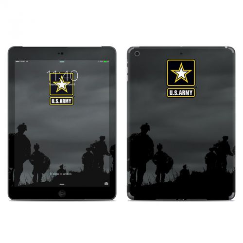 Night Action iPad Air Skin