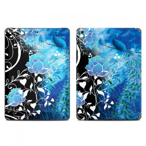 Peacock Sky iPad Air Skin