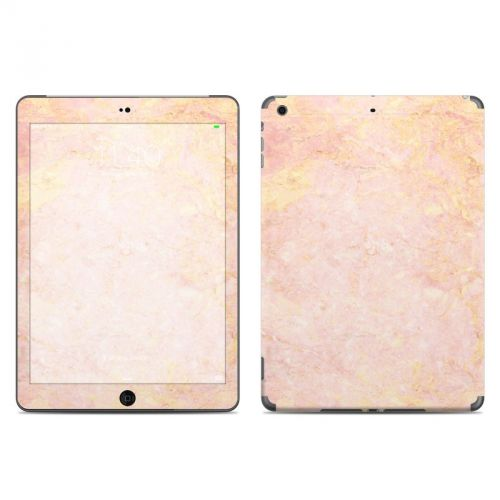 Rose Gold Marble iPad Air Skin