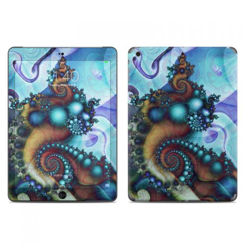 Sea Jewel iPad Air Skin