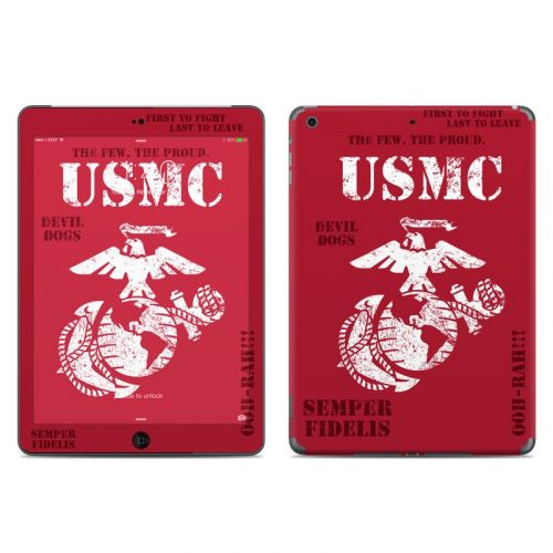 Semper Fi iPad Air Skin