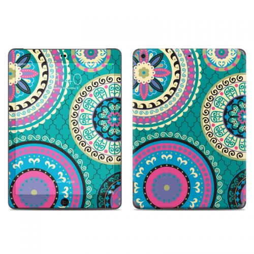 Silk Road iPad Air Skin