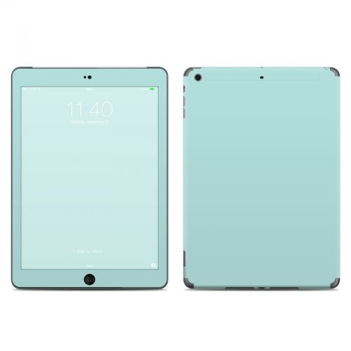 Solid State Mint iPad Air Skin