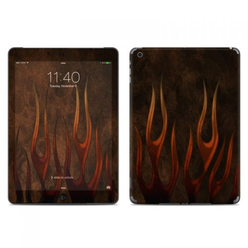 Temple of Doom iPad Air Skin