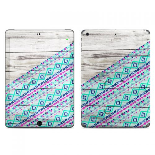 Traveler iPad Air Skin