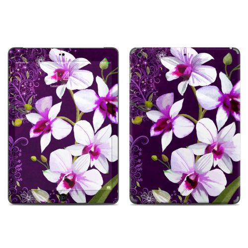 Violet Worlds iPad Air Skin