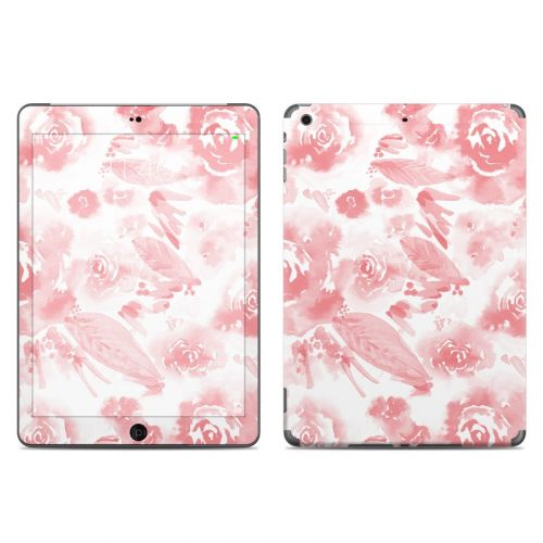 Washed Out Rose iPad Air Skin