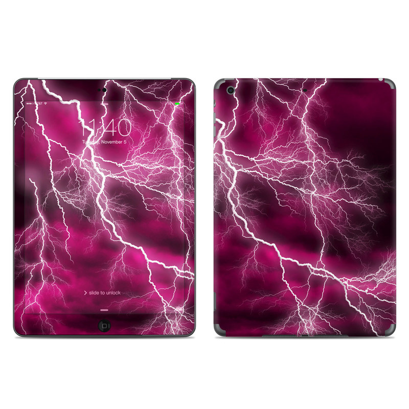 Apocalypse Pink iPad Air Skin