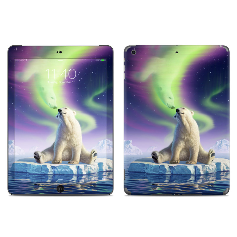 Arctic Kiss iPad Air Skin