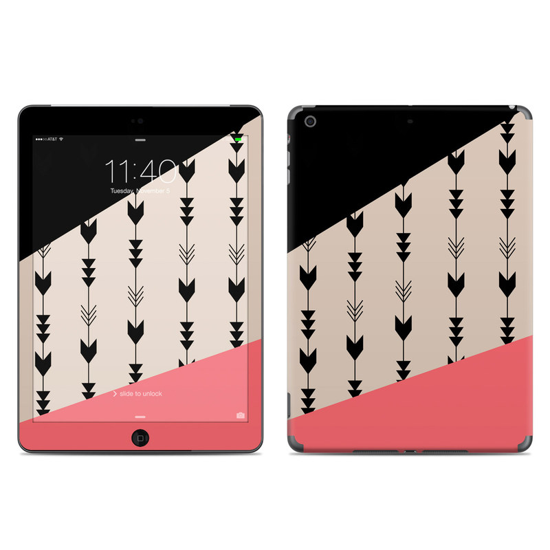 Arrows iPad Air Skin