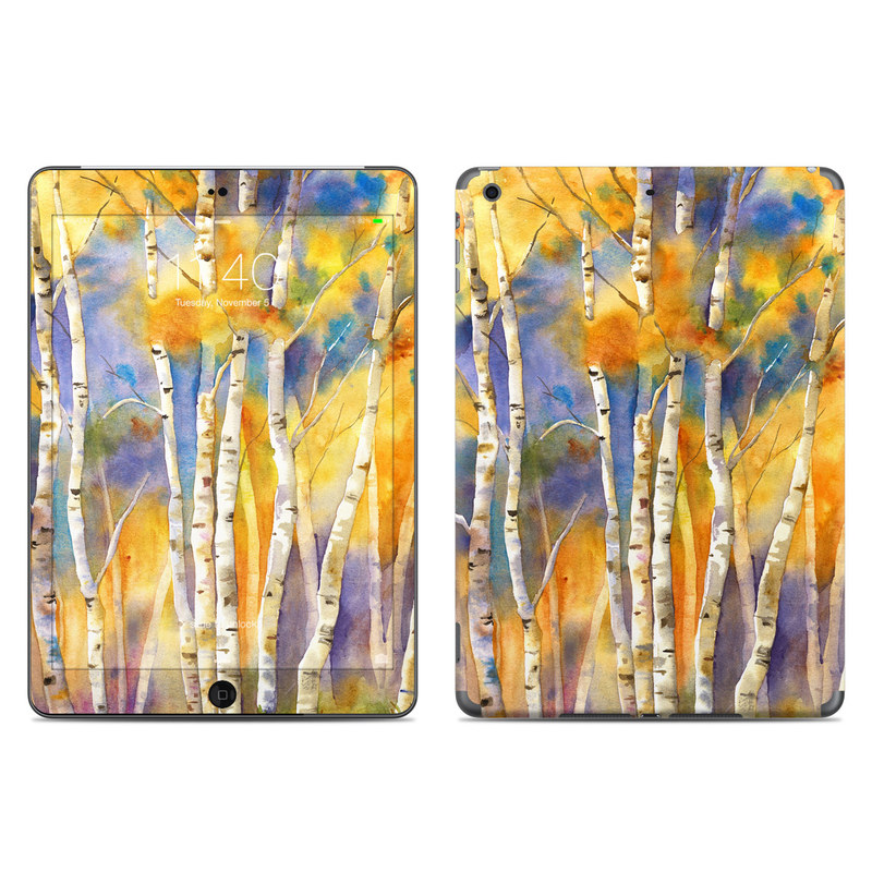 Aspens iPad Air Skin