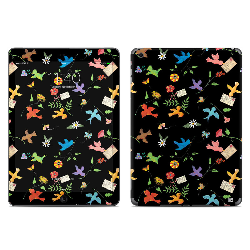 Birds iPad Air Skin