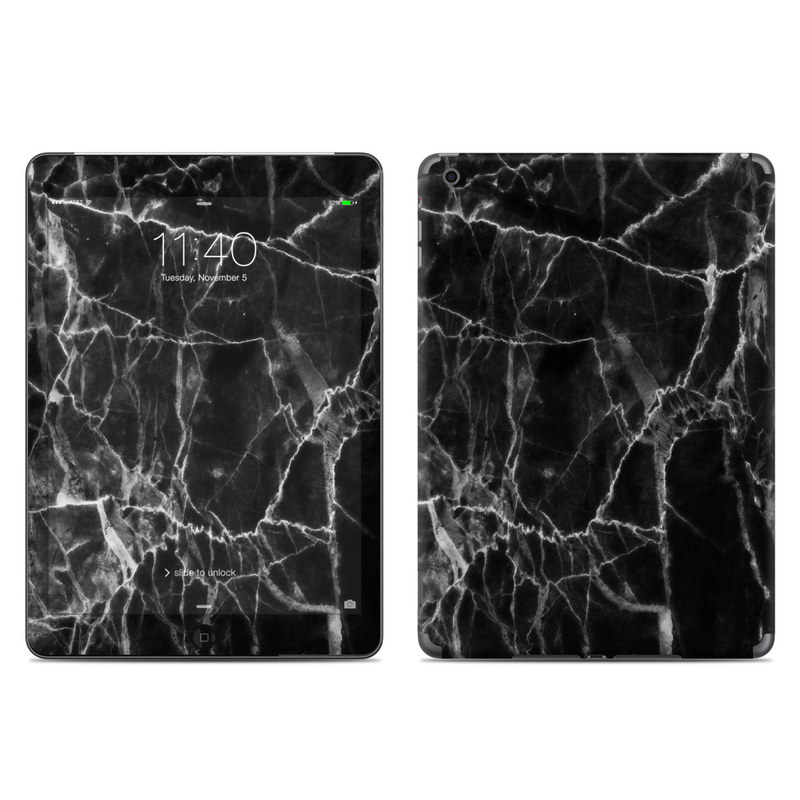 iPad Air 1 Skin design of Black, White, Nature, Black-and-white, Monochrome photography, Branch, Atmosphere, Atmospheric phenomenon, Tree, Sky with black, white colors