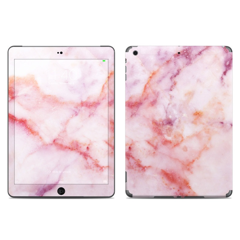 Blush Marble iPad Air Skin