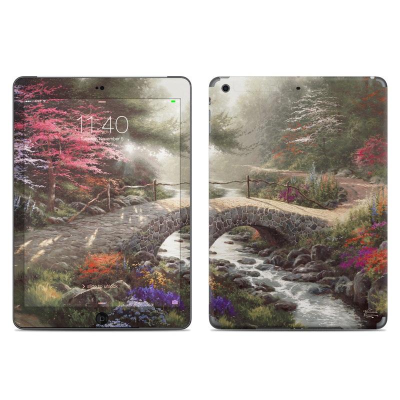 Bridge of Faith iPad Air Skin